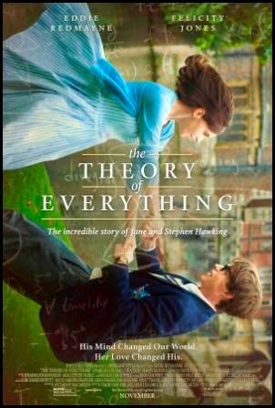 Póster de La teoría del todo (James Marsh, 2014)