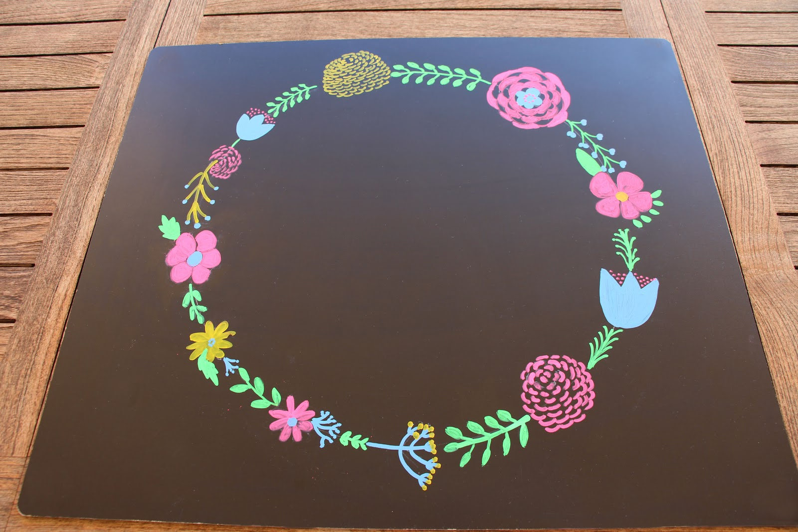 Letras Con Flores Para Decorar
