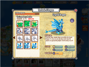 Cara Mendapatkan Legendary Crystal Dragon di Game Dragon City