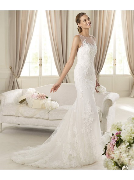 Tank Wedding Dress