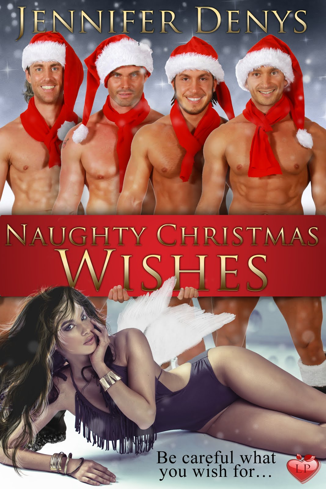 Naughty Christmas Wishes is now out!