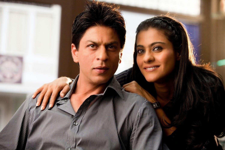 """Shahrukh Khan dan Kajol Kembali Adu Akting di Film Terbaru """"Dilwale"""""""