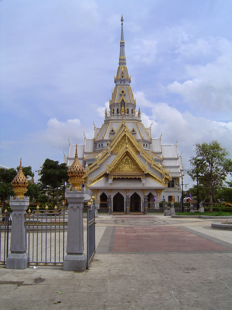 Wat Sothon in Chachoengsao town