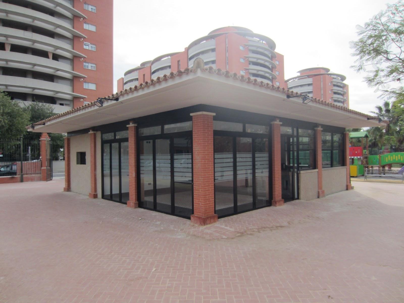 Arquibox inaugurada sede asociaci n de vecinos jardines de h rcules sevilla a o 2012 - Jardines de hercules sevilla ...