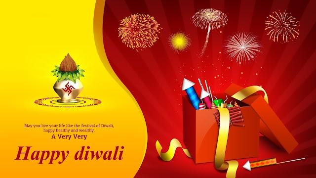 May the Divine Light of Diwali Spread into your Life Peace, Prosperity, Happiness and Good Health. Happy Deepawali