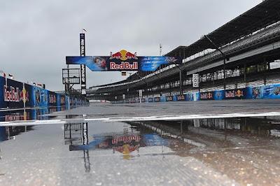 Walau Diguyur Hujan Lebat Hari Ini, Race Indianapolis Diprediksi Kering