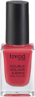 Preview: Die neue dm-Marke trend IT UP - Double Volume & Shine Nail Polish 140 - www.annitschkasblog.de