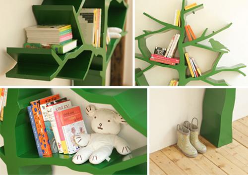 Tree Bookshelf 500 x 354
