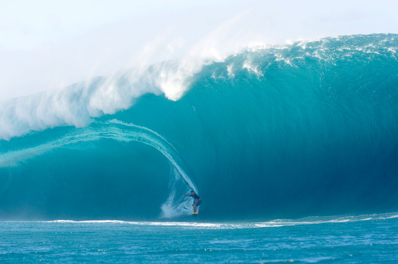 All Fun Here Worlds Biggest Wave Ever Surfed