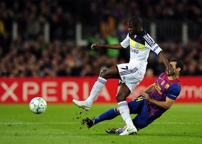 Barcelona 2 - 2 Chelsea