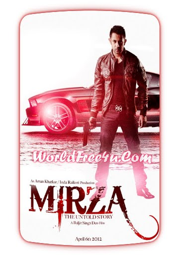 Poster Of Mirza (2011) In 300MB Compressed Size PC Movie Free Download At worldfree4u.com