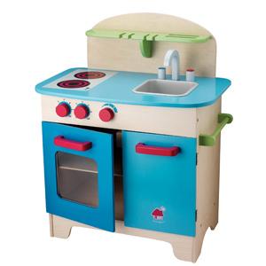Algunas cocinitas infantiles para los ni os y ni as - Cocina madera imaginarium ...