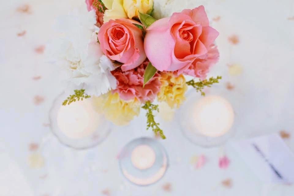 Crafts & Crumbs: Engagement Dinner Customized Door Gift & Reception ...