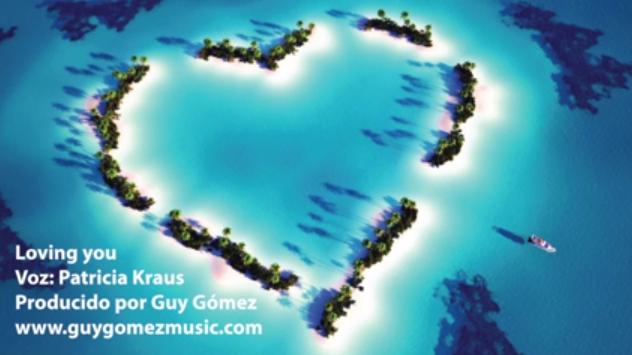 Patricia Kraus, versión Loving You de Minnie Riperton, Producciones, Guy Gómez producción, Versiones,