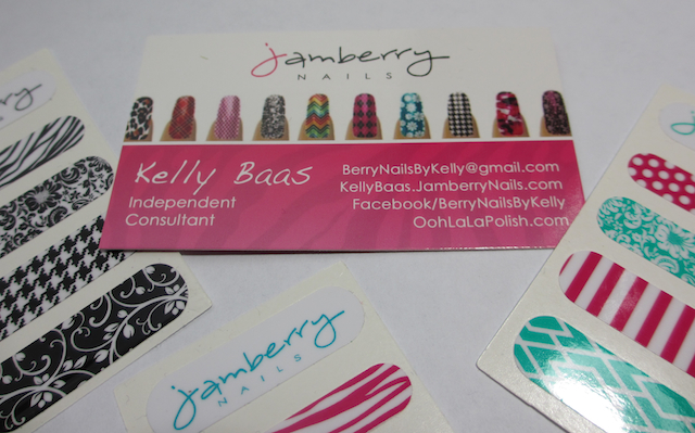Jamberry Nails Zoya Reagan