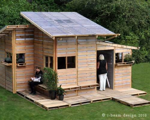 Seaseight design blog: diy // wooden pallets in outdoor