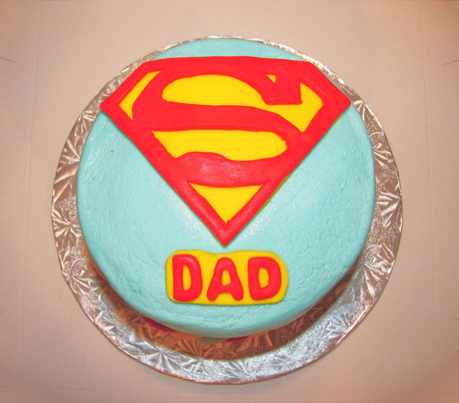 M Cakes Designs It S A Bird It S A Plane It S Super Cake Superman Cake For Dad