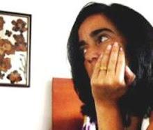 Cristina Pinheiro Moita: Poeta residente