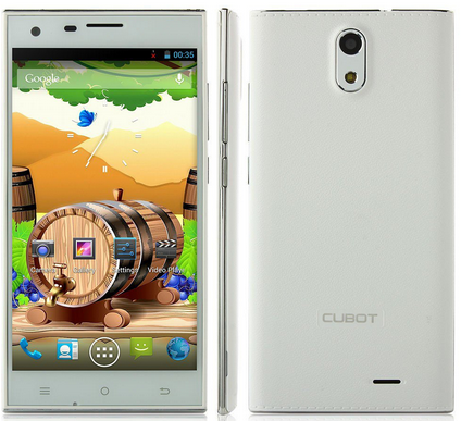 Cubot S308 Android