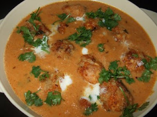 Malai Kofta Indian Recipe