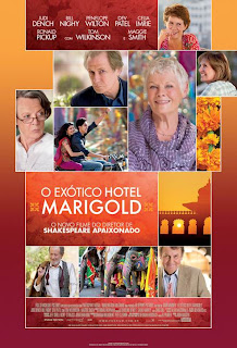 Assistir O Exótico Hotel Marigold Online Dublado