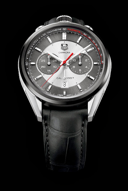 TAG Heuer Carrera Calibre 1887 Jack Heuer replica watch