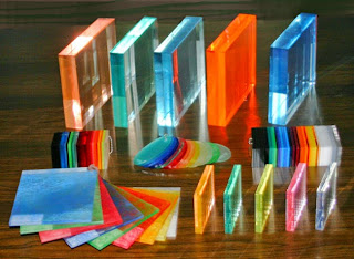 Laminas de plexiglas