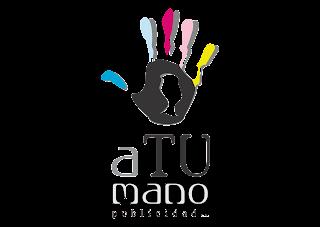 A tu mano publicidad Logo Vector  download free