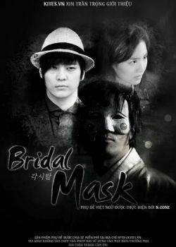Mặt Nạ Cô Dâu - Bridal Mask GAKSITAL - 각시탈