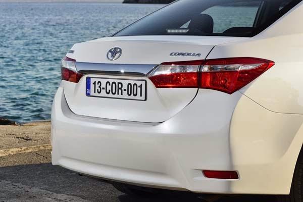 nova imagem inedita do Corolla 2014 o Novo Carro da Toyota