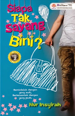 Review Novel Siapa tak Sayang Bini