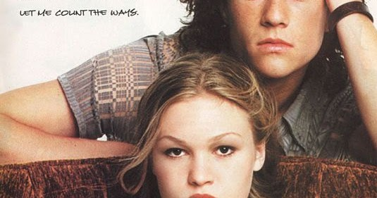 an analysis of the ten things i hate about you Parents familiar with the high-school hijinks taking place on-screen will expel 10 things i hate about you from their teenagers' must-see list positive elements.