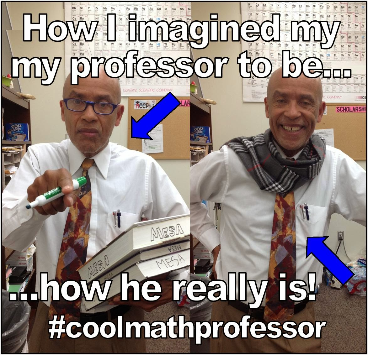 Cool Prof