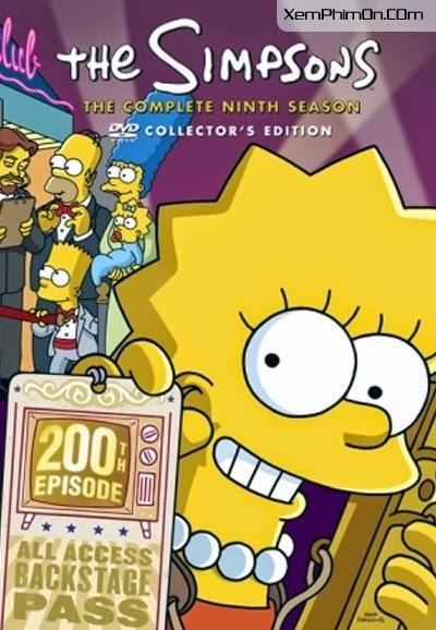 Gia Đình Simpsons Phần 25 Full Tập Trọn Bộ Lồng tiếng Full HD
