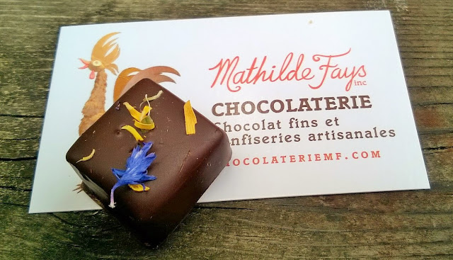 Chocolaterie Mathilde Fays