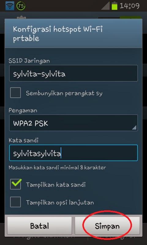 Panduan Cara Menjadikan Hp / Tablet Android Sebagai Wifi Hotspot ...