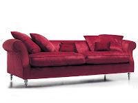 kanepe, koltuk,renkli, modern, mobilya, design, tasarım, kırmızı,kadife