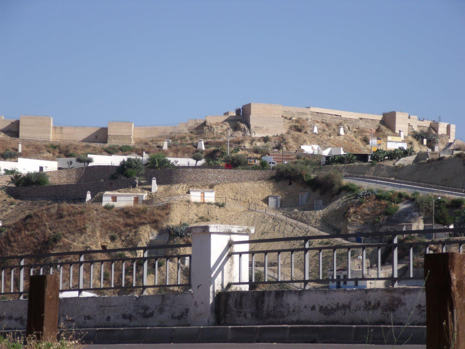 Puerto lumbreras castillo de nogalte - Hotel en puerto lumbreras ...