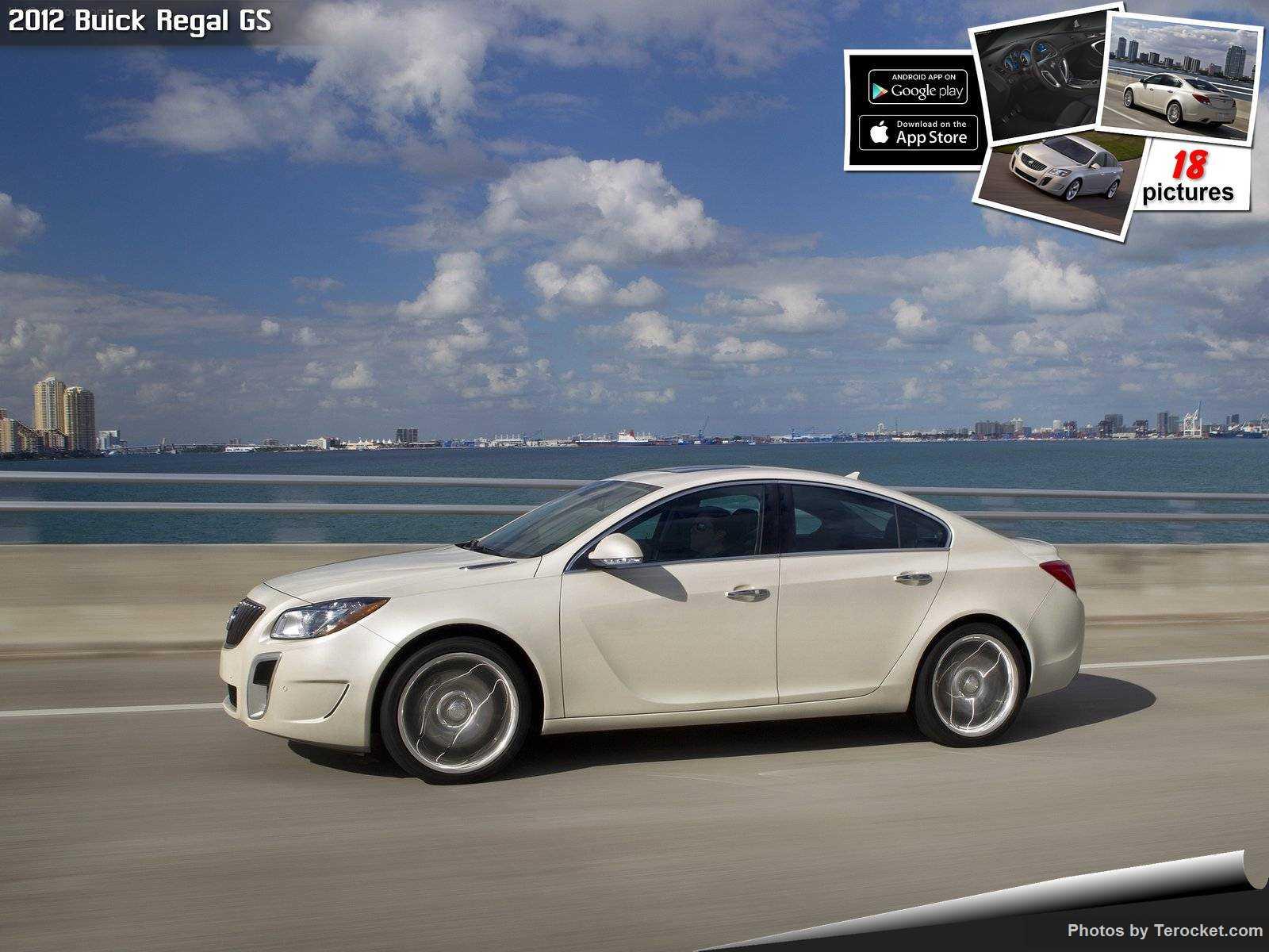 Hình ảnh xe ô tô Buick Regal GS 2012 & nội ngoại thất