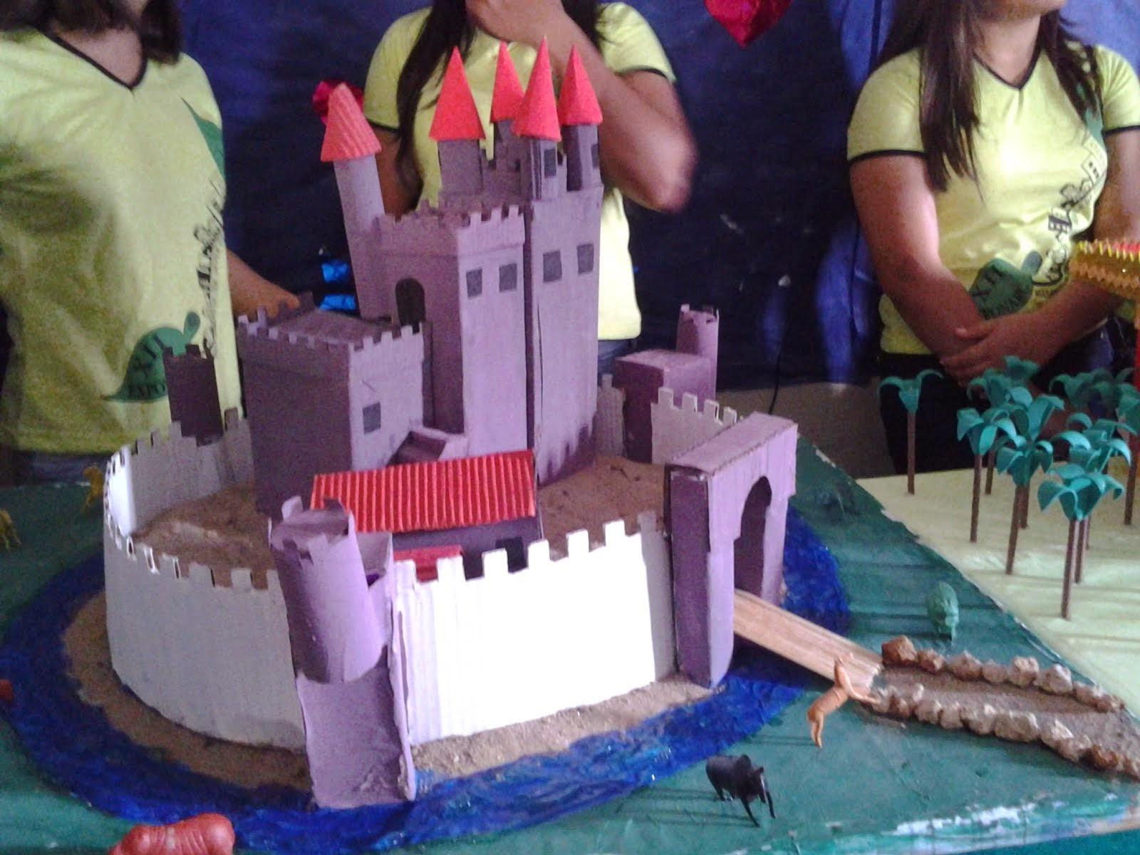 Castelo Medieval no feudo
