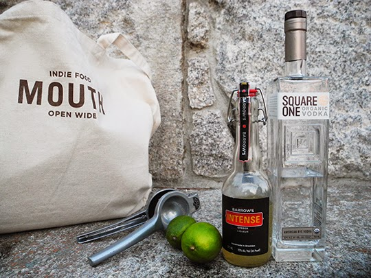 Gastronomista Mouth Indie Foods Cocktail Picnic Ginger Vodka Soda