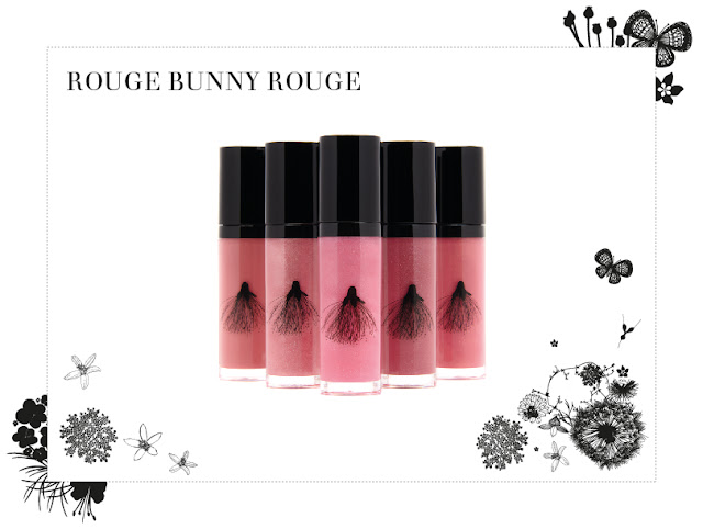 Win Rouge Bunny Rouge Glassy Glosses