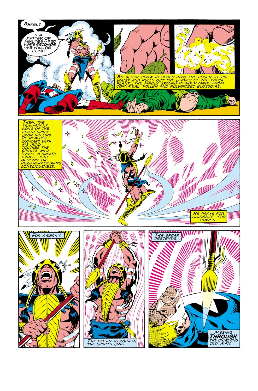 Captain America (1968) Issue #300 #228 - English 19