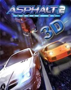 Asphalt 2 3D N73 Symbian S60v3 Mobile Game