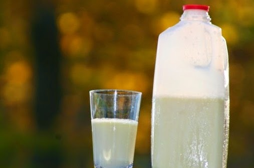 انواع الحليب-الحليب المبستر المعبأ