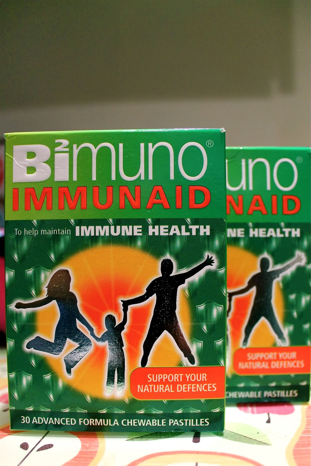 Bimuno Immunaid review