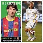 Messi-Beckham