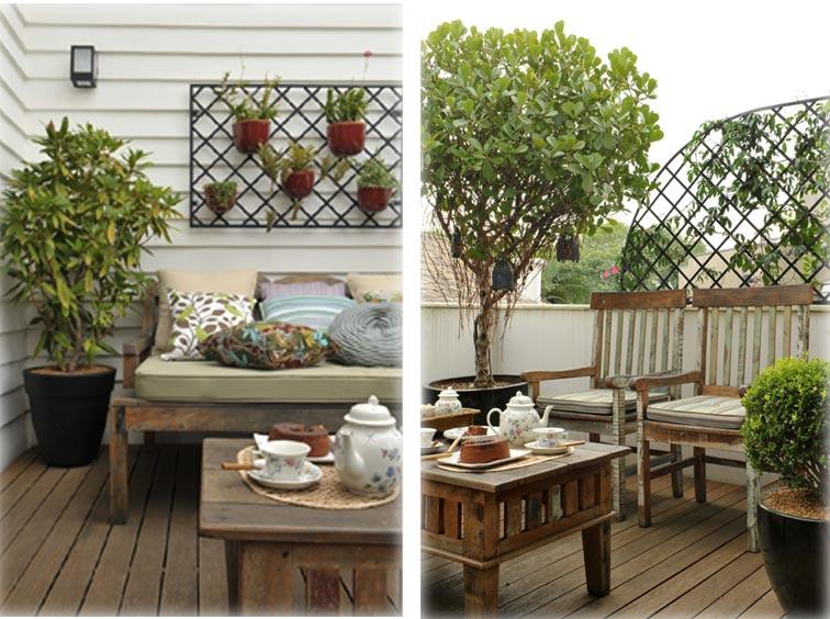enfeites para jardim japones:Casa Luxo Decor: Varandas Decoradas