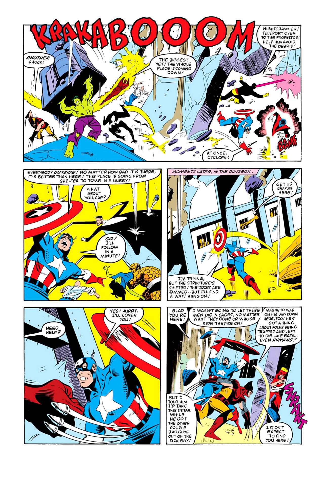 Captain America (1968) Issue #292k #218 - English 23