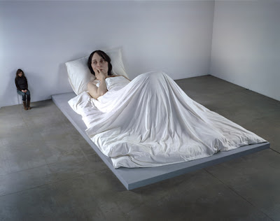 ron mueck sculptor